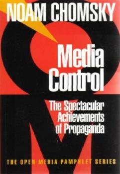 Media control Noam Chomsky