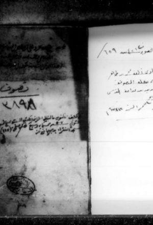 مختصر كتاب الرد على ابن طاهر في مسألة السماع لابن المجد