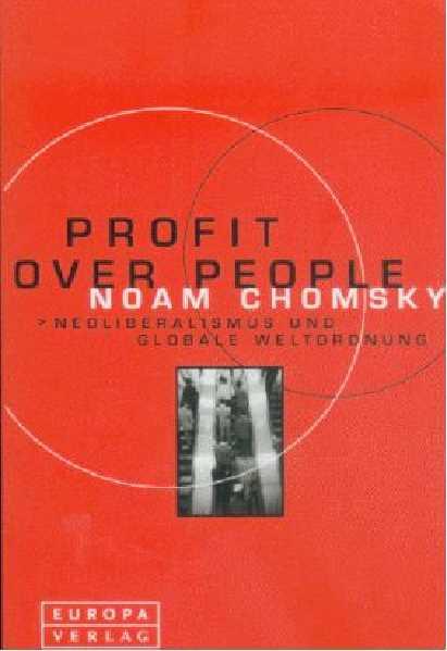 Provit over people